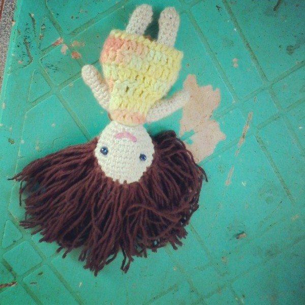 curupisa instagram crochet doll Crochet Instagrammed