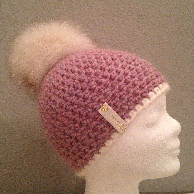 heartmadebeanies crochet pom pom hat