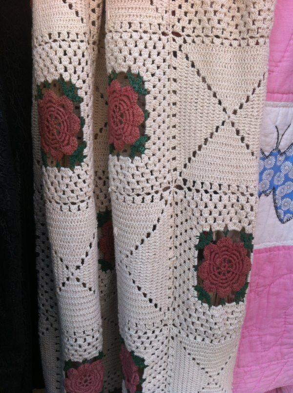 Crochet Spotted Around My World