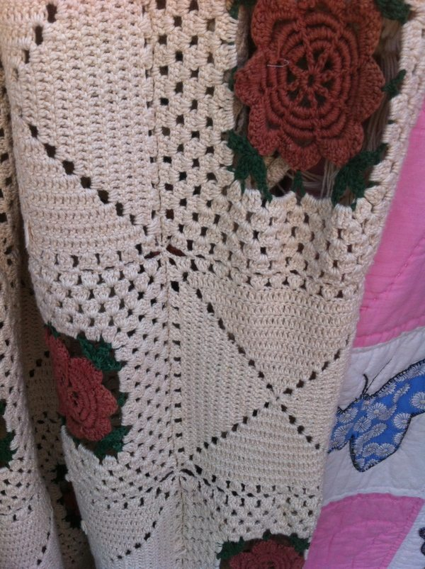 Crochet Spotted Around My World