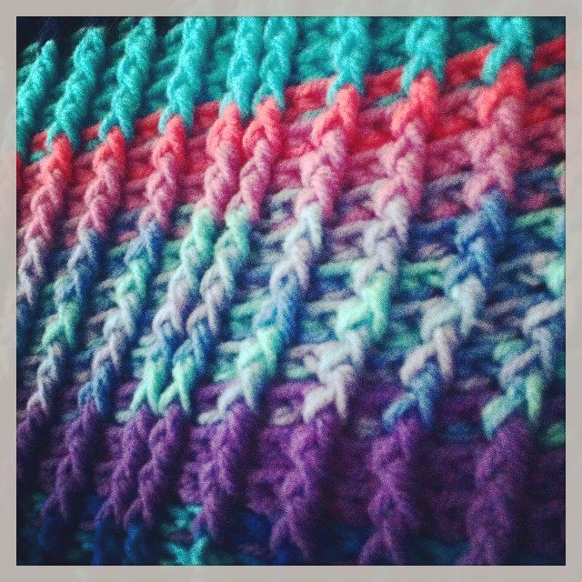 post stitch crochet Crochet Instagrammed