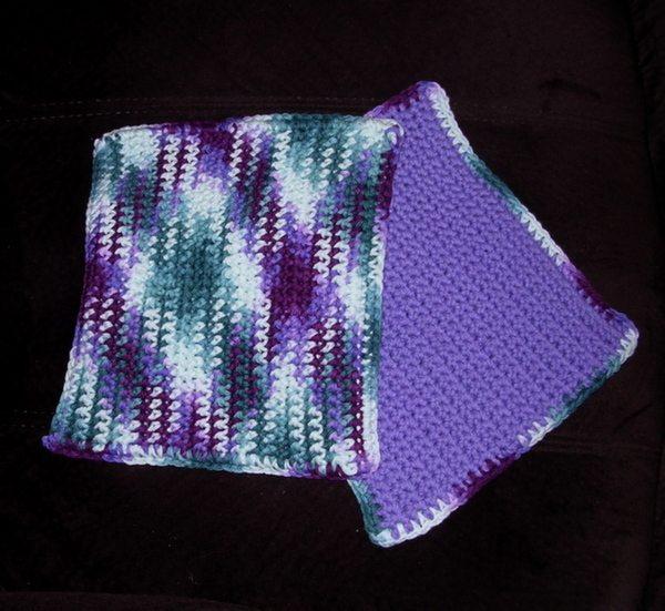 purplepotholders Crocheter Profile: Flo