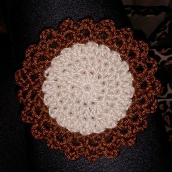 samyaun crochet coasters