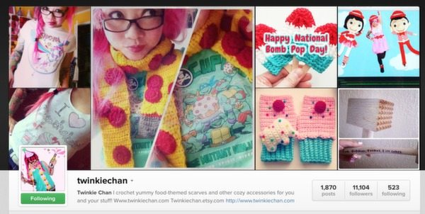 favorite instagram crochet