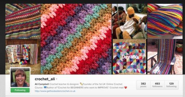 crochet préféré instagram
