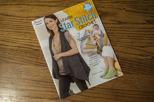 star stitch crochet book