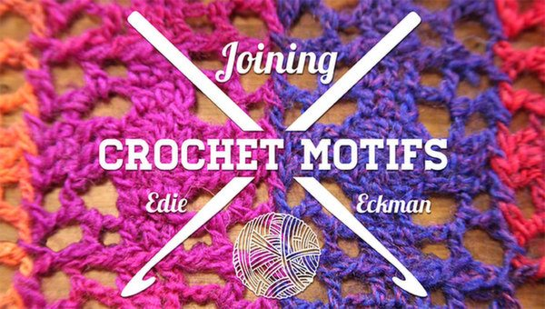 titlecard Craftsy Crochet Class Giveaway: Joining Crochet Motifs with Edie Eckman