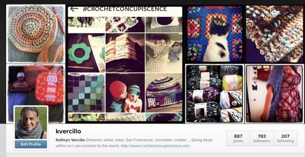 vercillo instagram crochet