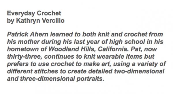 interweave crochet interview