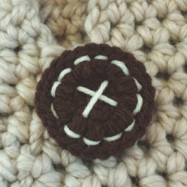 caseyplusthree instagram crochet button