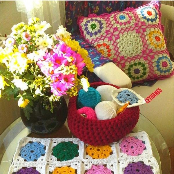 ceyhan65 instagram crochet squares