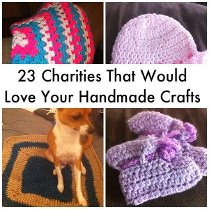 charities 2 Link Love for Best Crochet Patterns, Ideas and News