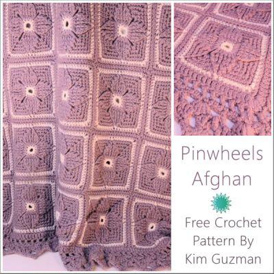 crochet afghan free pattern