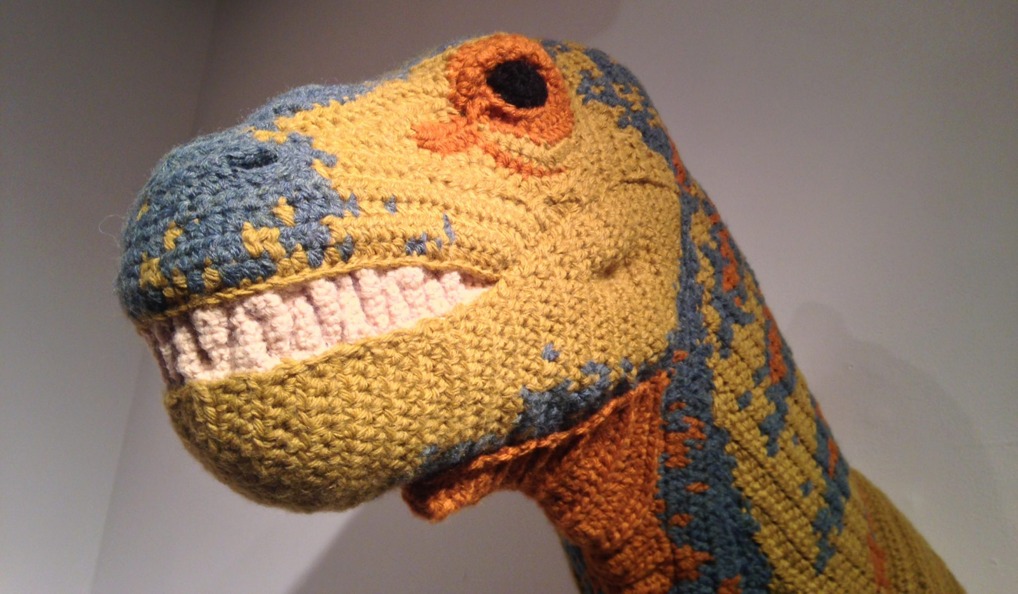 Crochet : ... of some of the work from prolific male crochet artist Nathan Vincent