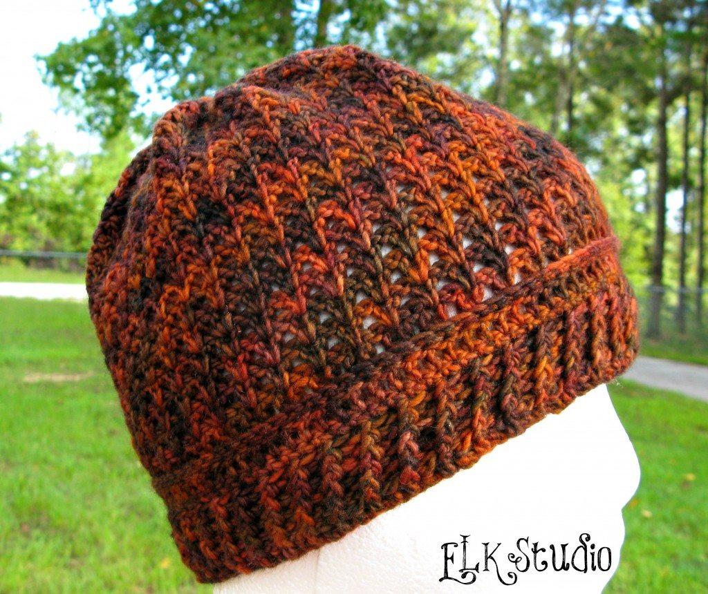 Crochet Free Pattern Beanie : crochet beanie pattern