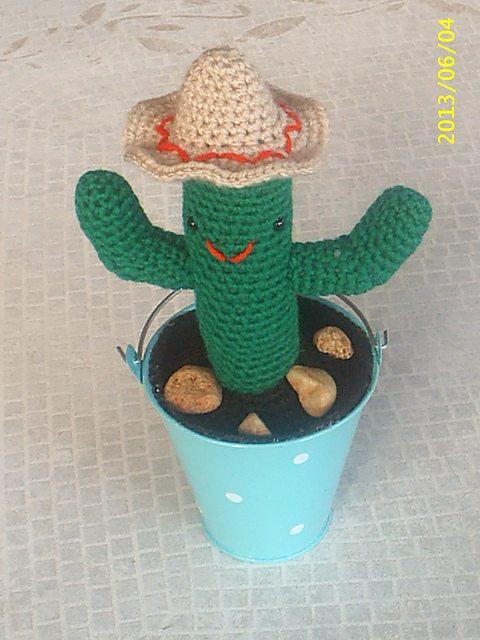 crochet cacti pattern