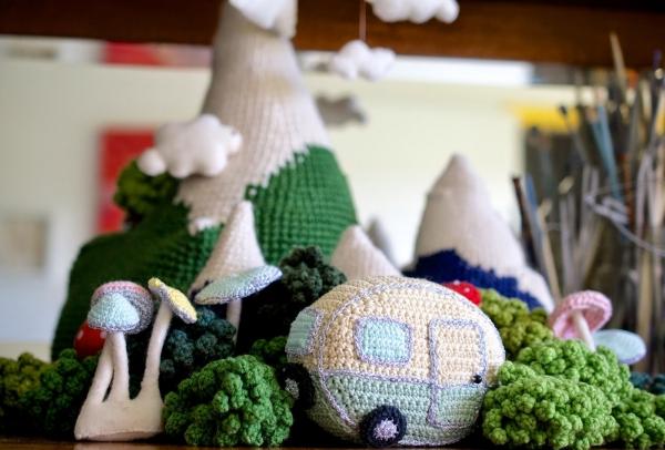 crochet caravan pattern