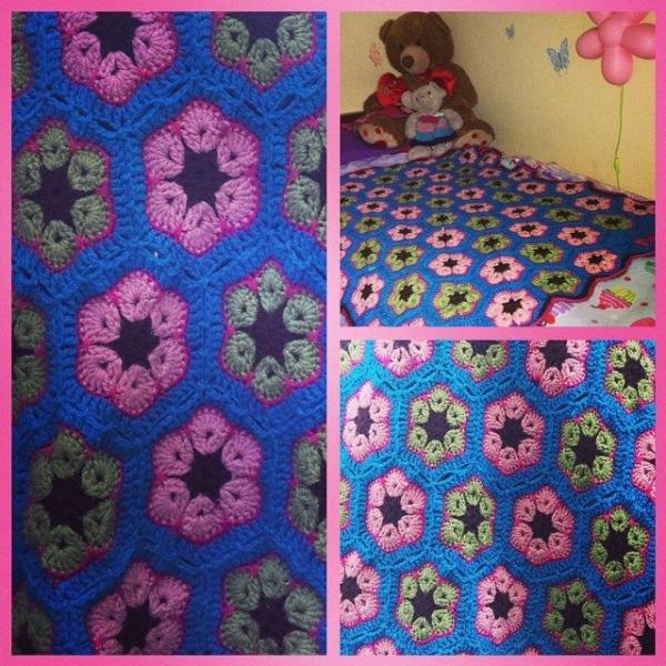 e.mireles instagram crochet blanket