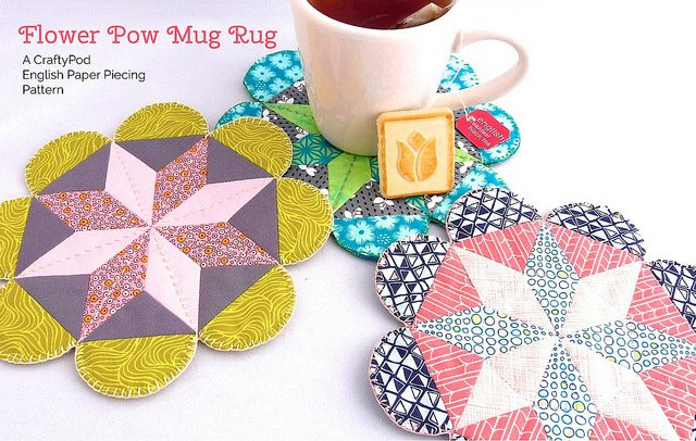 flower sewing pattern