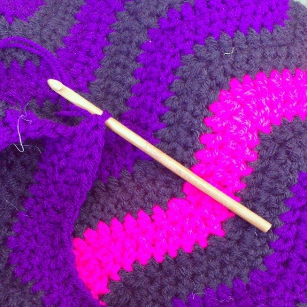 forestflowerdesigns instagram crochet ripples