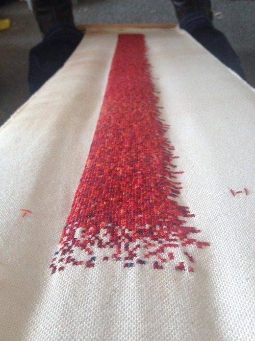 iliad stitching