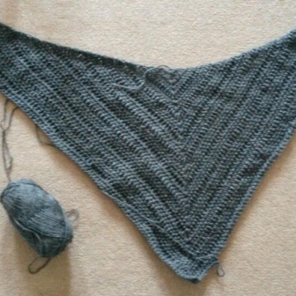 judyboo instagram crochet shawl