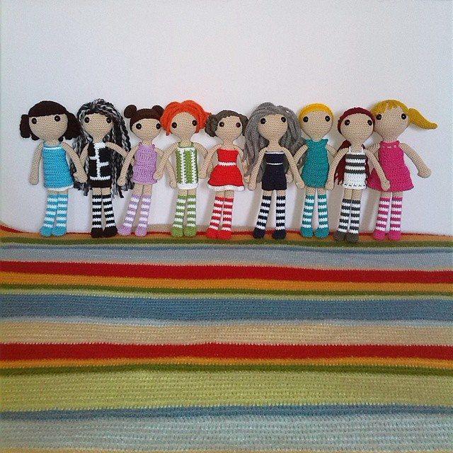 magneticmary instagram crochet dolls