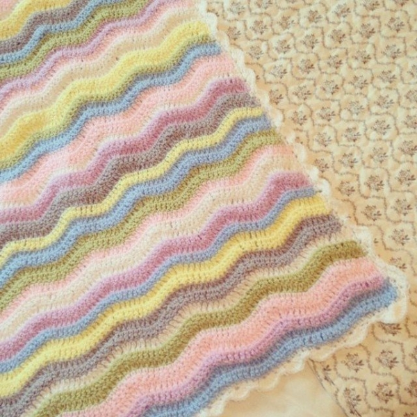 make_the_nest instagram crochet ripples