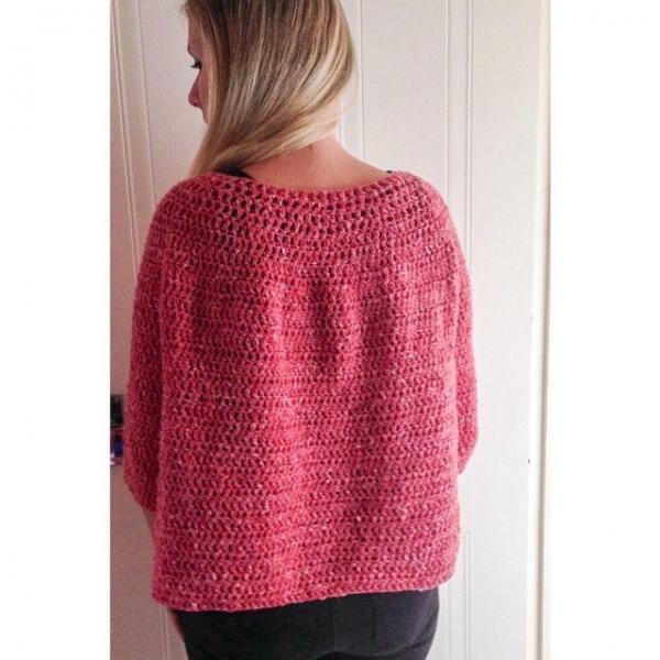 poppymaycrochet instagram 2 crochet cardigan