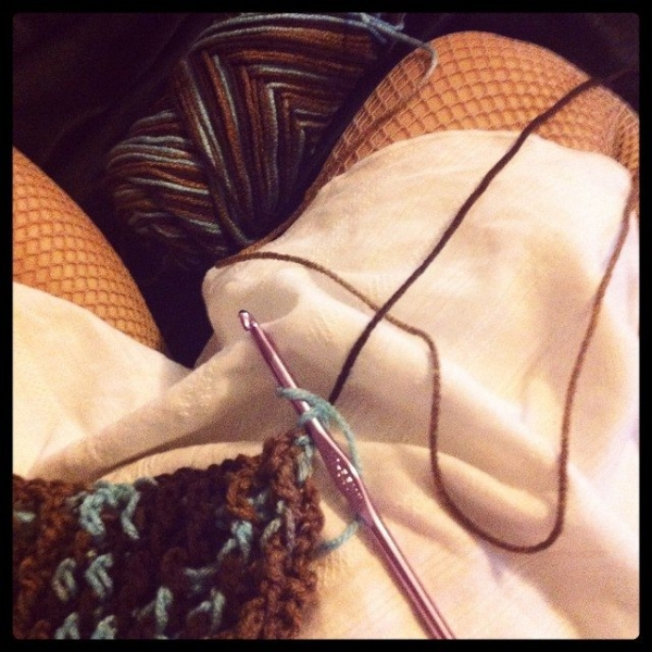 post stitch crochet vercillo instagram