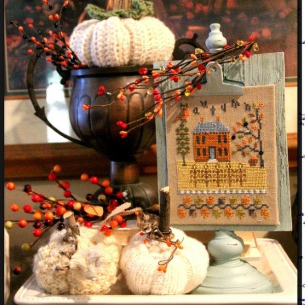 priscillablain_crochet_pumpkins