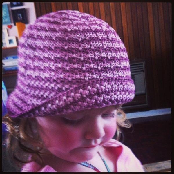 stephaniedavies instagram crochet hat