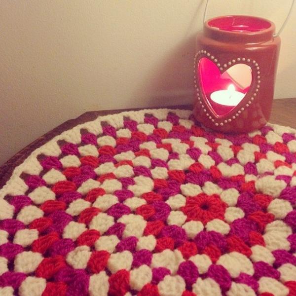 sweet_sharna_makes crochet granny circle