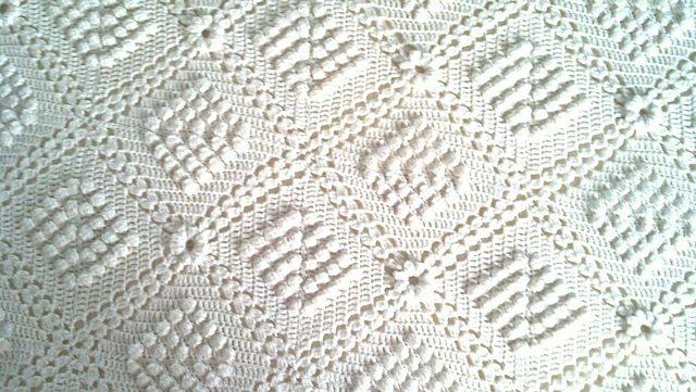 geweven gehaakte deken patroon gratis
