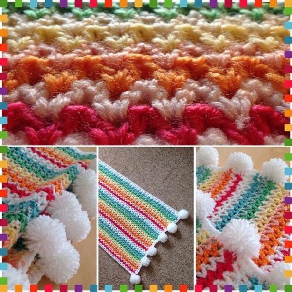 x_shelbelle_x crochet vstitch