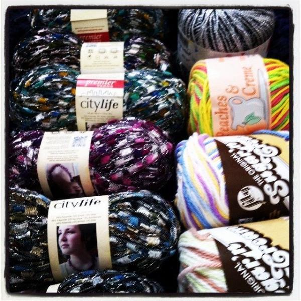 yarn haul vercillo instagram