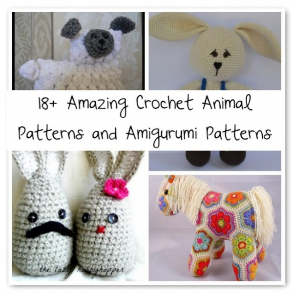 amigurumi crochet patterns