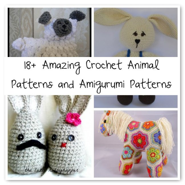 Crochet Patterns – Crochet Patterns, How to, Stitches, Guides and more