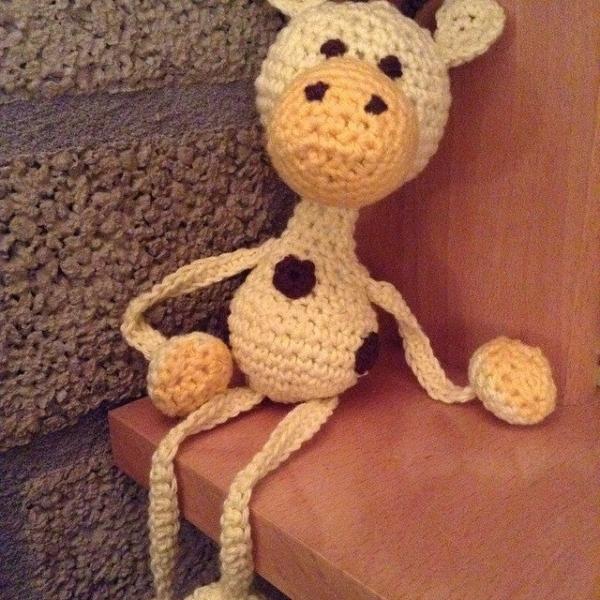 amigurumi_pieceofcake crochet giraffe