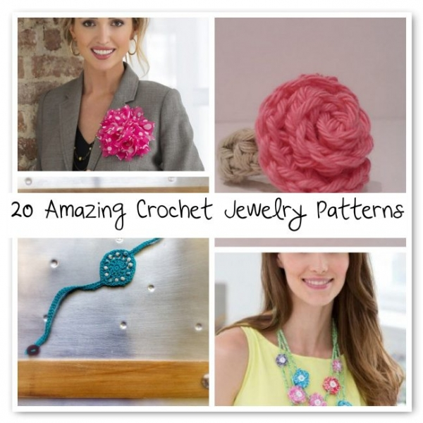 best crochet jewelry patterns