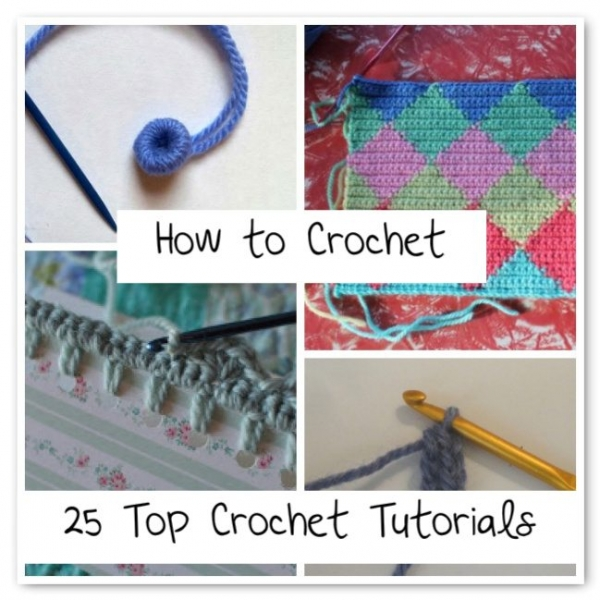 best crochet tutorials