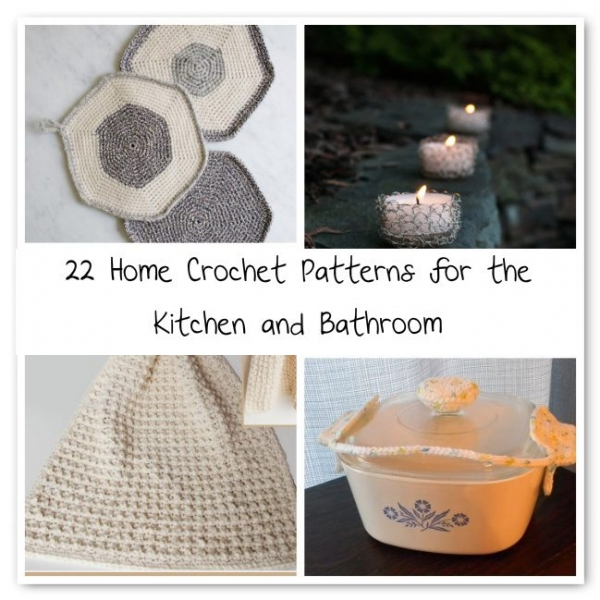 best home crochet patterns