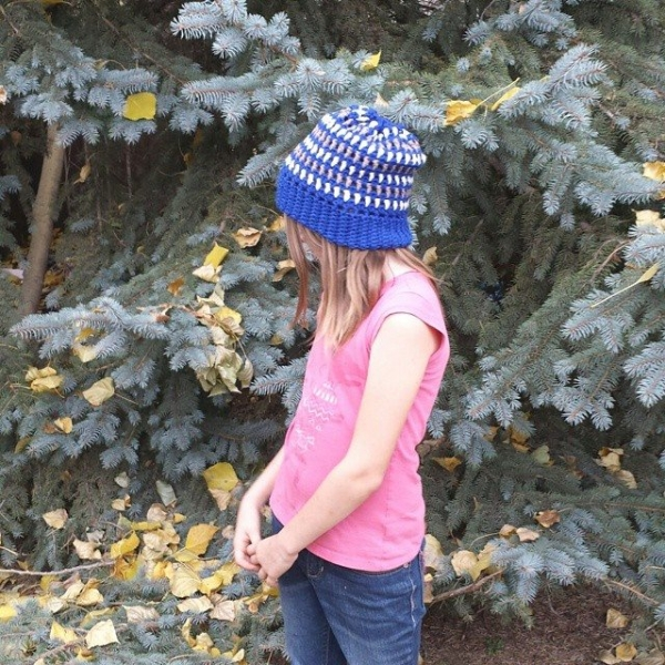 caseyplusthree crochet hat