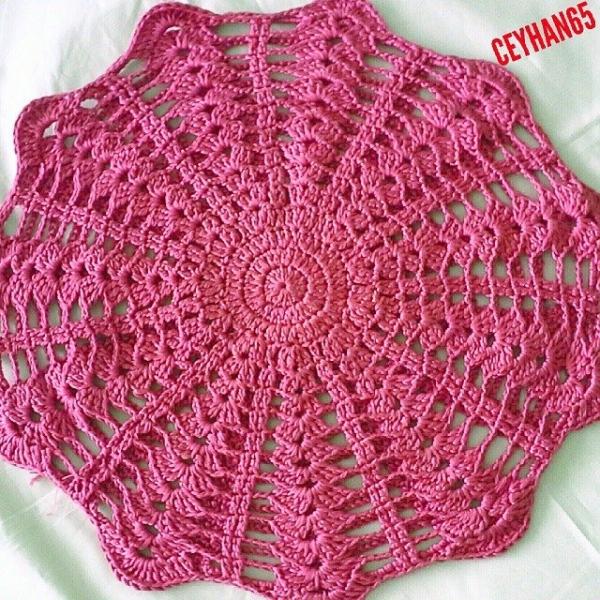 ceyhan65 crochet coasters doilies