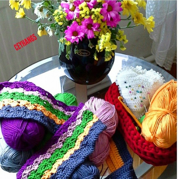 ceyhan65 crochet colors
