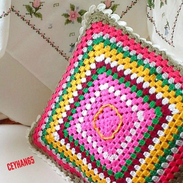 ceyhan65 granny square crochet