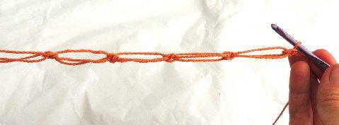 chain crochet solomon