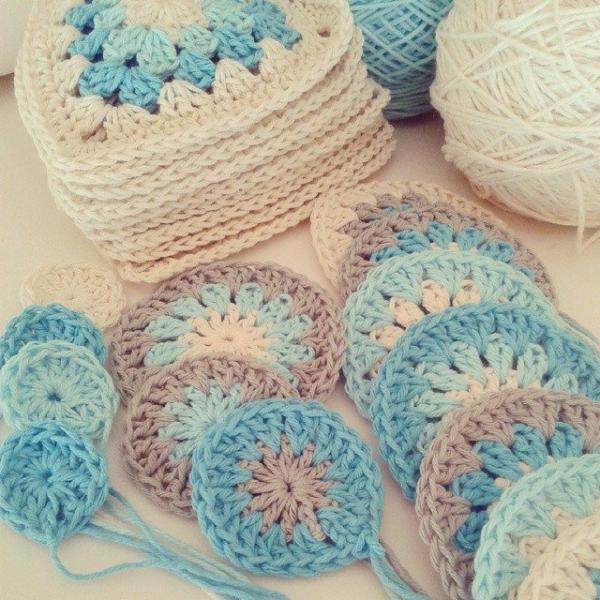 corazonalsol crochet motifs