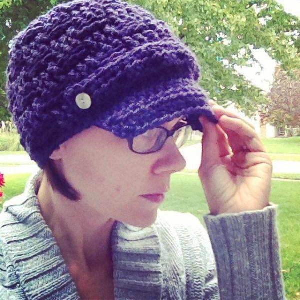 creativeglo13 crochet hat