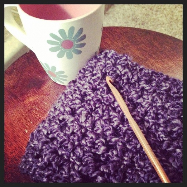 creativeglo13 crochet scarf